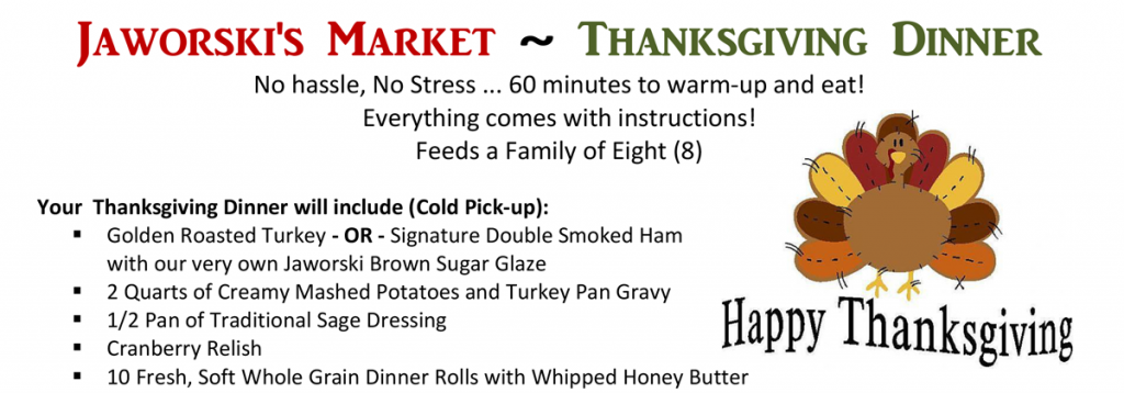 Thanksgiving Dinner Slide